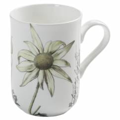 BOTANIC Becher Floral Flanell, Bone China Porzellan, in Geschenkbox