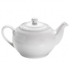 ROUND Teekanne für 3 Tassen, Porzellan, in Geschenkbox