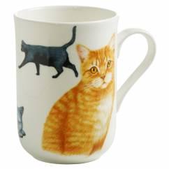PETS Becher Britisch Kurzhaar Katze, Bone China Porzellan, in Geschenkbox