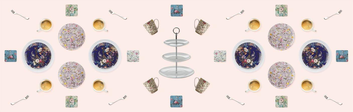 Kilburn – Bone China Porzellan