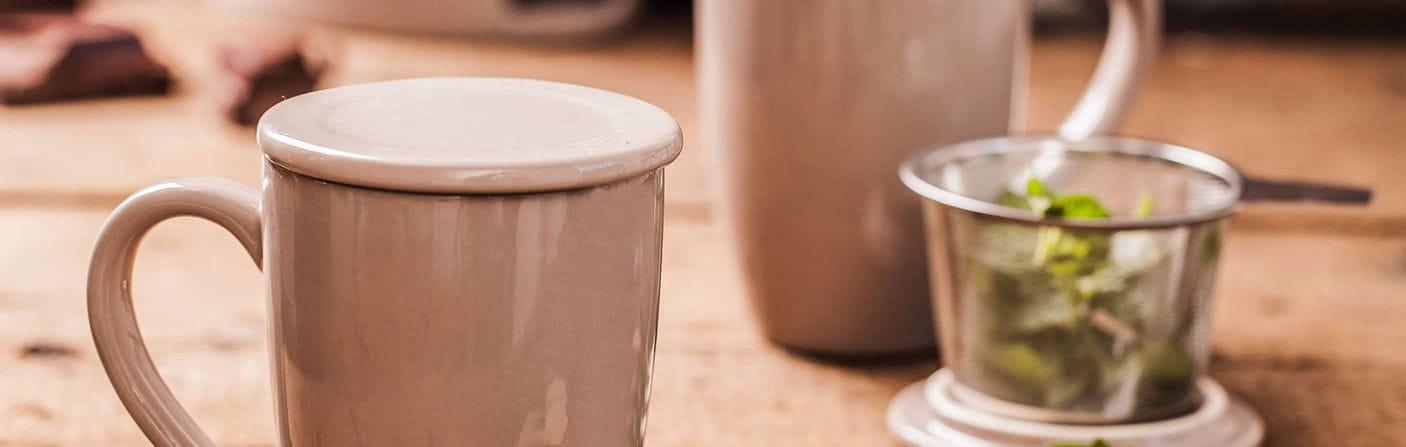 InfusionsT – Für Tee und andere Heißgetränke