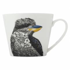 MARINI FERLAZZO Becher Kookaburra, Premium-Keramik, in Geschenkbox