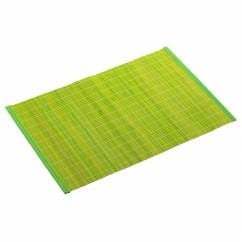 PLACESETS Platzset Limone, 45 x 30 cm, Bambus
