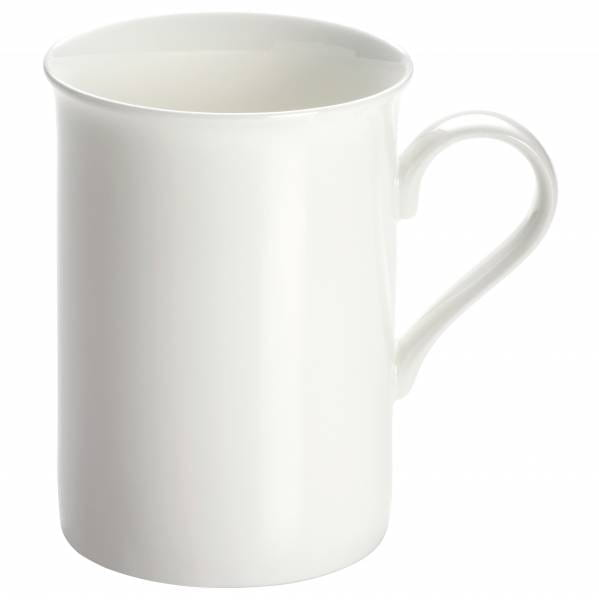 CASHMERE RESORT Becher zylindrisch, Bone China Porzellan