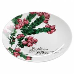 BOTANIC Teller Floral Rose, 15 cm, Bone China Porzellan, in Geschenkbox